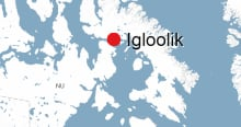 Search underway for man and child who set out from Igloolik by snowmobile