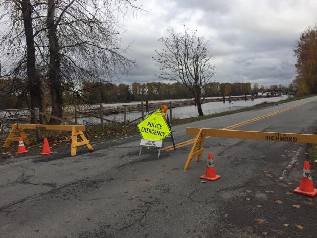 River Road Richmond cyclist crash