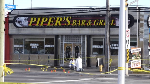 Piper's Bar and Grill fatal stabbing investigation