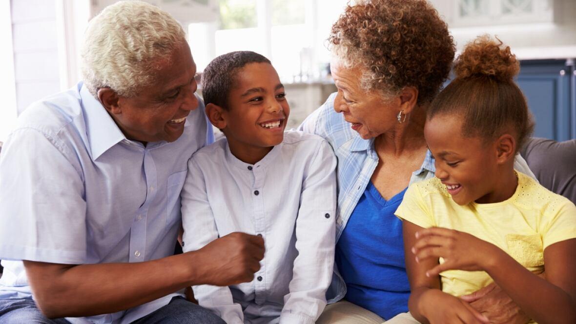 grandparent raising their grandchildren and the social implication essay