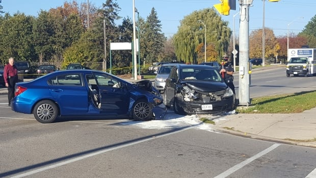 SIU clears police in crash that killed 94-year-old woman