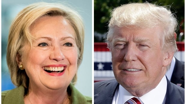 Hillary Clinton and Donald Trump will have a late night tonight, whoever wins.
