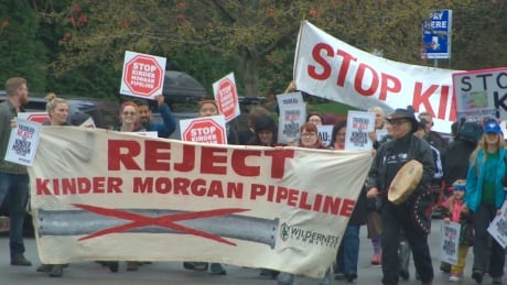 Pipeline opponents start groundwork for B.C. referendum to halt Kinder Morgan