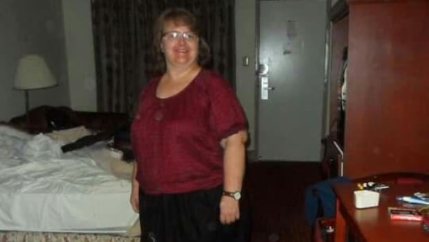A vacation snapshot shows Elizabeth Wettlaufer in Niagara Falls, Ont., in August 2011.