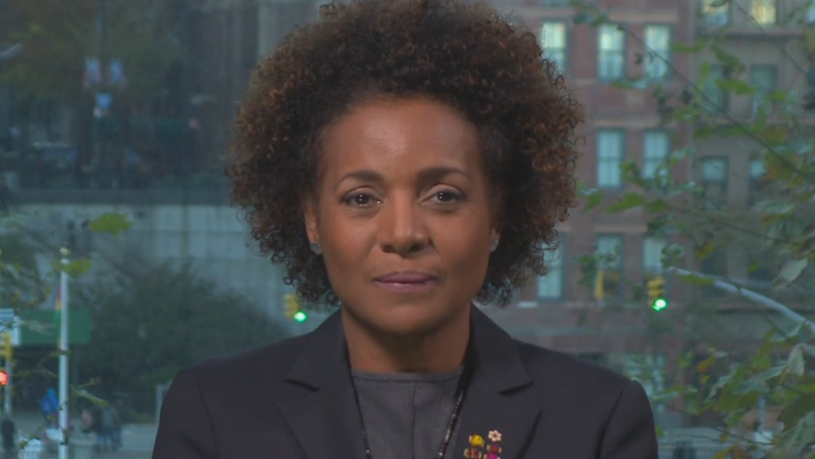 Ex-governor general Michaëlle Jean calls reported Trump comments 'troubling, offensive'