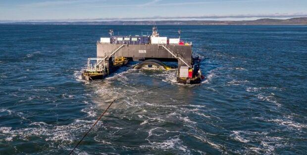NS Tidal Turbine 20161107