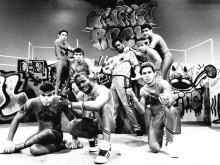 Hiplet is the fusion of hip hop and ballet dancing and was created by Homer Hans Bryant, the artistic director of the Chicago Multicultural Dance Centre.
