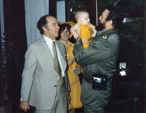 CASTRO-TRUDEAU-PHOTOS