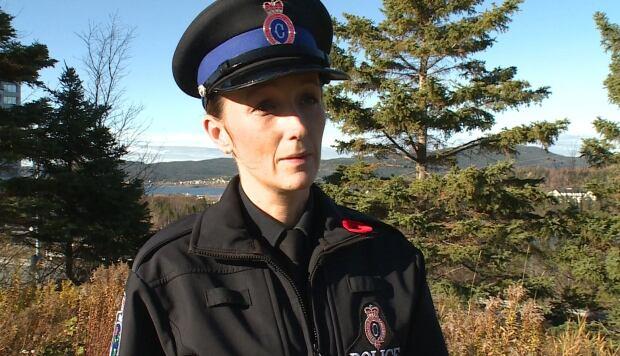RNC Constable Shawna Park