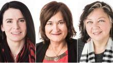 Yukon Liberal women MLAs