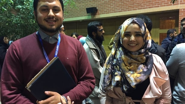 Shahmir Durrani and Meleeha Baig are asking the school board to re-instate the previous system.
