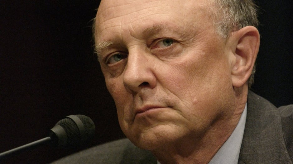 James Woolsey was the director of the CIA under President Clinton. He's now national security adviser for president-elect Donald Trump.