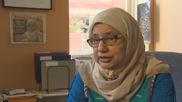 Shahina Siddiqui, president of the Islamic Social Service Association in Winnipeg, says schools need to discuss this summer's news headlines with their students.