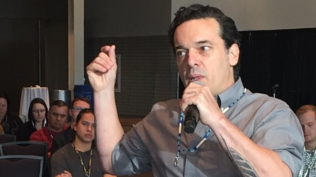 The City of Edmonton has cancelled author Joseph Boyden's speech that was slated for next month at the Winter Cities Shake-Up event in February.