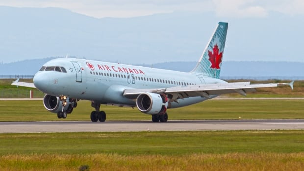 Air Canada jet in close call at San Francisco airport