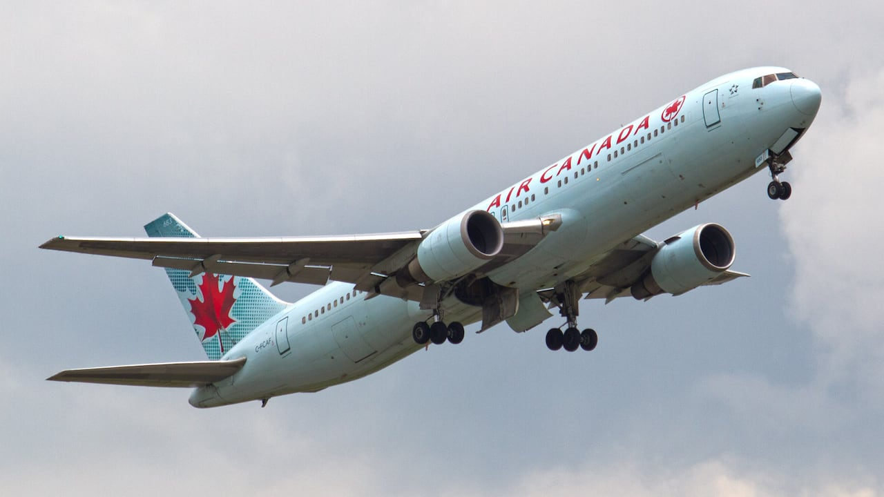 How do they get away with it?' Couple bumped from Air Canada