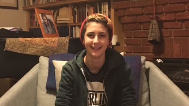 Ninth grader Toby Kimmelman say the guidelines will help trans and gender non-conforming students feel safer and less isolated at school.