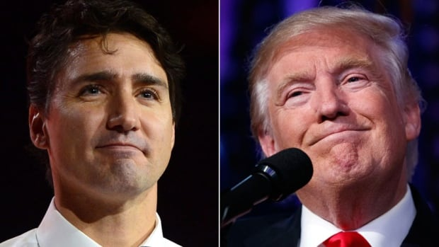 Prime Minister Justin Trudeau will have his first face-to-face meeting with U.S. President Donald Trump next Monday, the prime minister's office confirms.