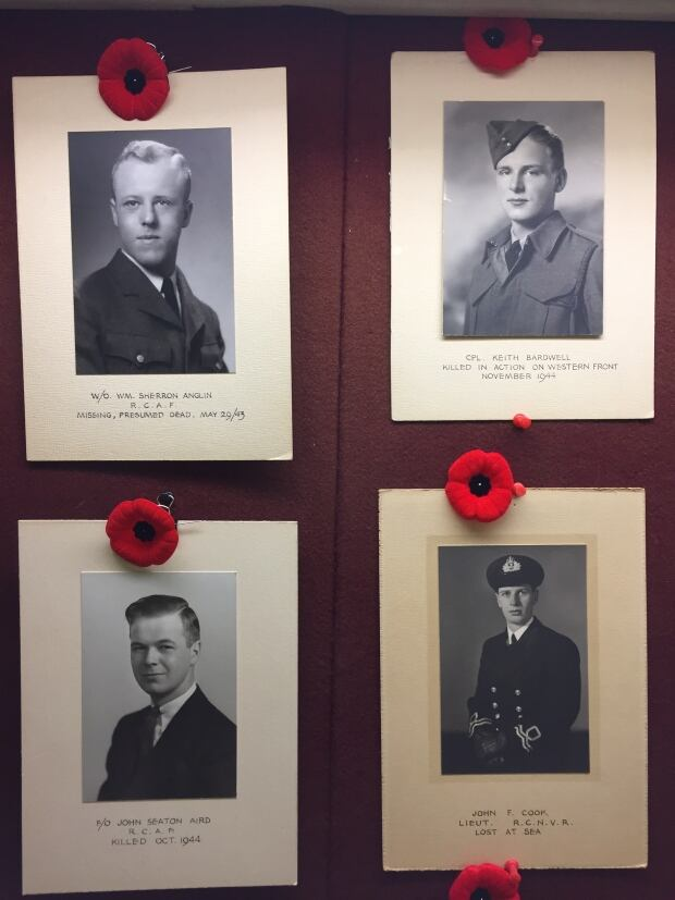Westmount Memorial Project