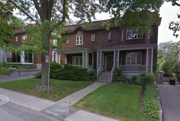 Leonard Cohen's boyhood home