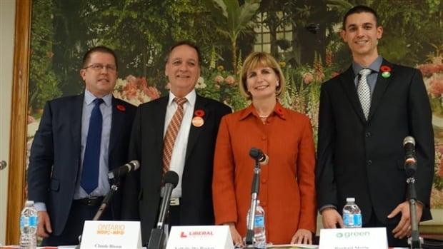 Ottawa Vanier candidates debate