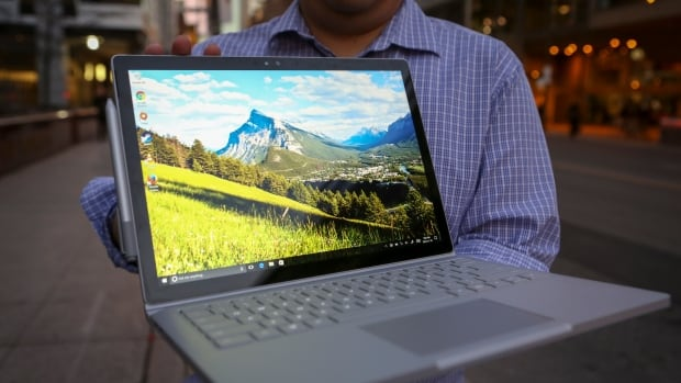 Microsoft Surface Book review: Who needs a $4,000 laptop ...