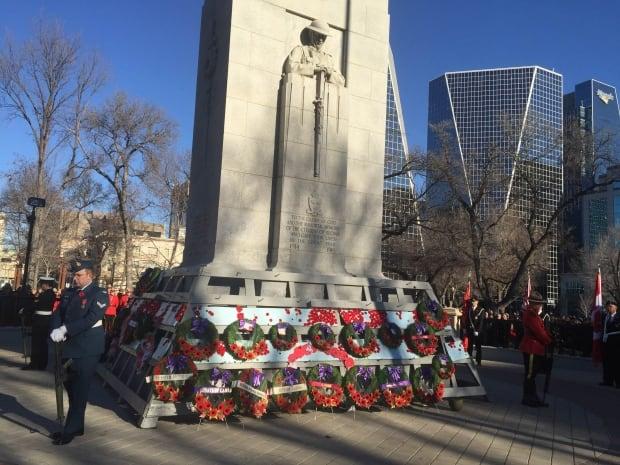 Rememberance Day in Regina
