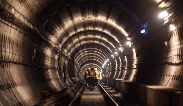Subway repairs