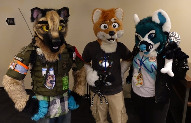 Furries expose 'fursonas' at Ottawa convention | CBC News