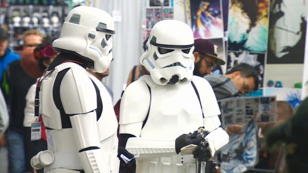 Thousands of attendees are expected at Fan Expo Vancouver this weekend.