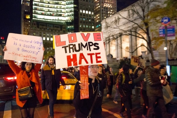 Anti Trump Protests Map Of Cities In Us - Anti trump protests map of cities in us