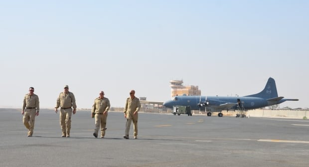 CBC in Kuwait - Iraq campaign