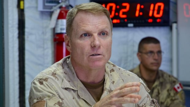 "Brig.-Gen. Shane Brennan, commander of Canada's Joint Task Force in Iraq, says Canadian forces members will not be engaged in ""any type of torture."""