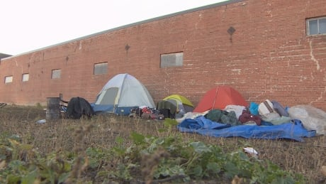 'Hands are tied' as Carmichael Outreach needs tents for shelter in Regina
