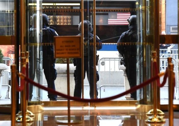 Trump Towers security nightmare: What happens when you try ... Bruce Willis Tower
