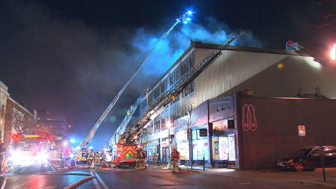 architecture on fire fire rips through westmounts lavanderia and park restaurants