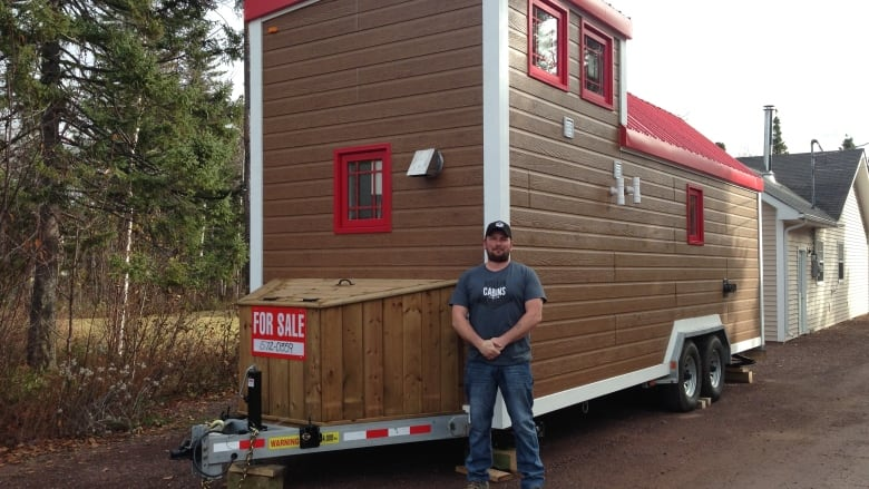 Thinking big by going small: Tiny homes for sale in central
