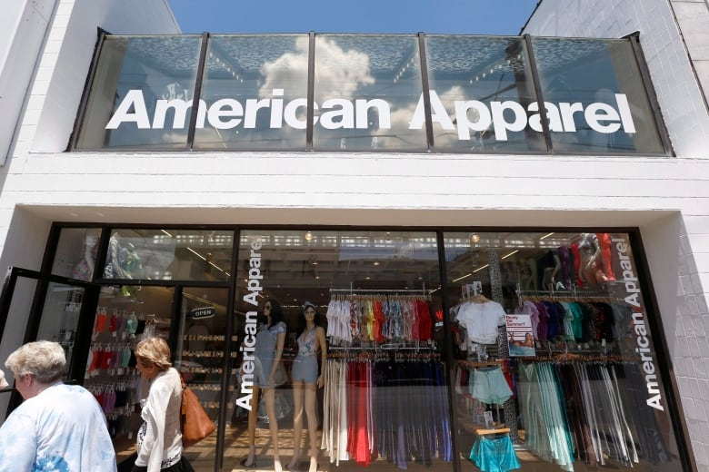 American Apparel returning to Canada with online store gildan american apparel 20161114