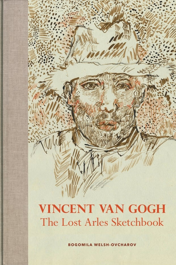 "Cover of ""Vincent van Gogh: The Lost Arles Sketchbook"""