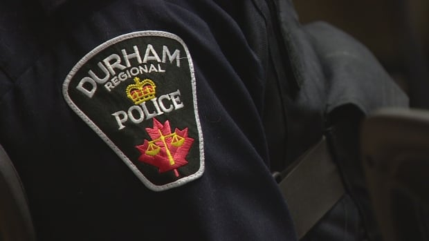 The Oshawa man was attempting to make the necklace on Tuesday, Valentines Day but police say it wasn't for a significant other.