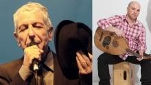Leonard Cohen + Aaron Lightstone