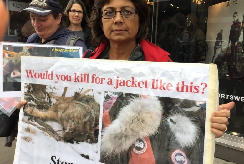 canada goose jackets fur