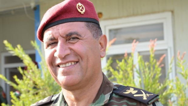 Peshmerga Maj.-Gen Aziz Weisi says his forces have repeatedly assured the Canadians, and other coalition partners, that they will only use Canadian weapons on the enemy and not to fight for Kurdish independence.