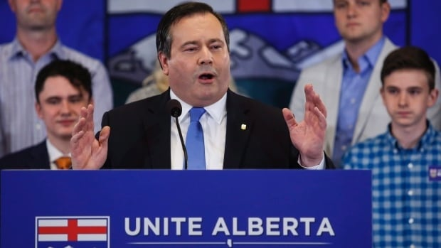 "PC leadership candidate Jason Kenney says ""radical"" NDP activists have launched a campaign to stop him from winning the leadership of the party"