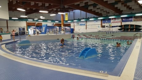 Yellowknife's Ruth Inch Memorial Pool