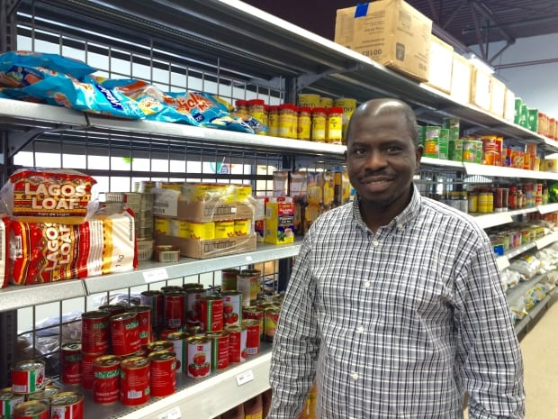 African Foodways Market owner Sunday Fasina is bringing tasty African cuisine and cultural products to St. Vital residents.