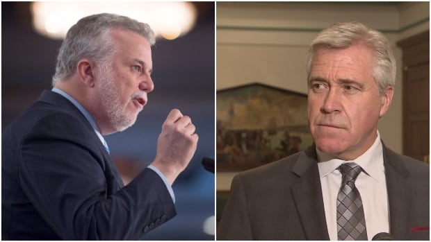According to a Quebec cabinet minister, Philippe Couillard wants to bury the hatchet with Newfoundland and Labrador regarding the Upper Churchill agreement.