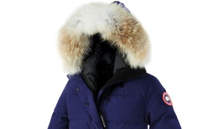 e06cba31d49 Canada Goose says it s deeply committed to the responsible use and ethical  sourcing of fur. (Canada Goose)