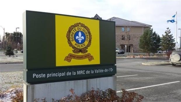 Sûreté du Québec val-dor