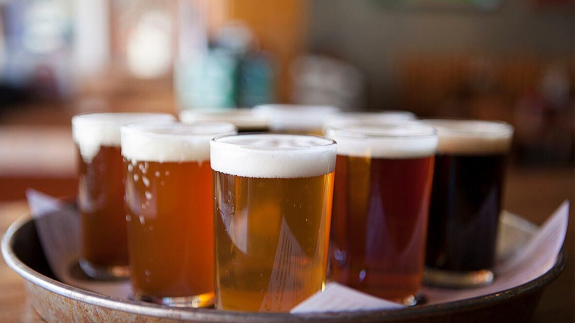 Craft Beer Market Ottawa Menu